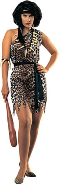 Adult Cavewoman Costume