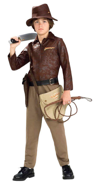 Kids Indiana Jones Deluxe Costume