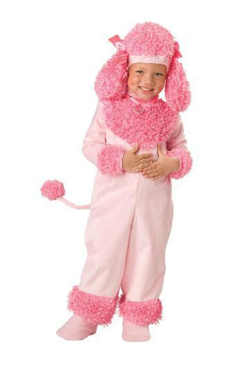 Toddler Precious Poodle Costume