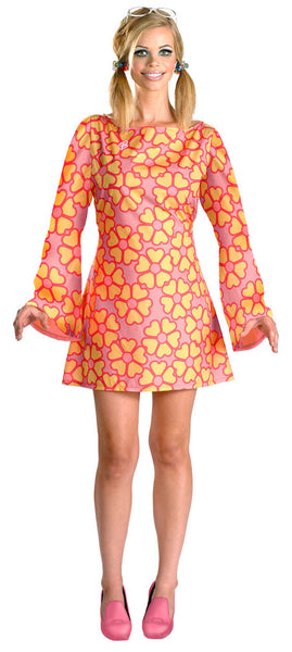 Adult 60's Barbie Deluxe Costume