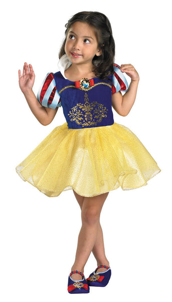 Toddler Snow White Ballerina Costume