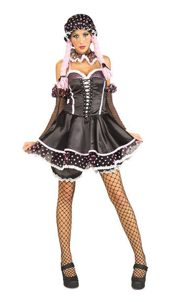 Adult Rag Doll Girl Costume
