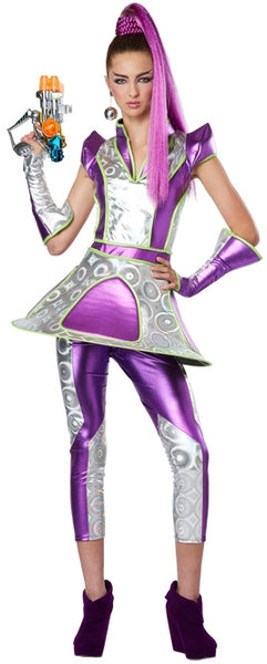 Teen Supa Nova Girl Costume