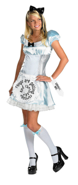 Adult / Teen Alice in Wonderland Costume