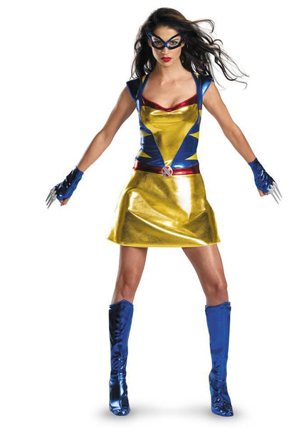 Sassy Wolverine Girl / Wild Thing Deluxe Costume