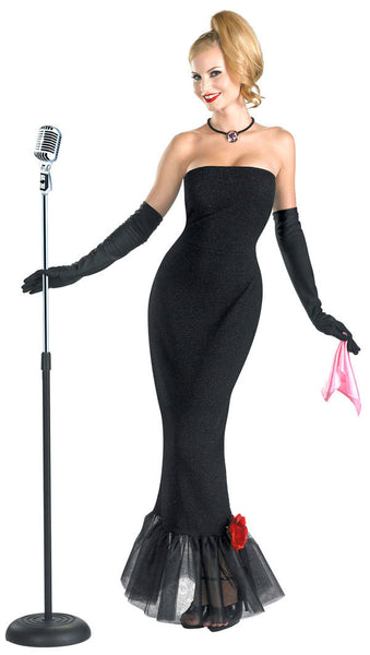 Adult/Teen Solo In The Spotlight Barbie Costume