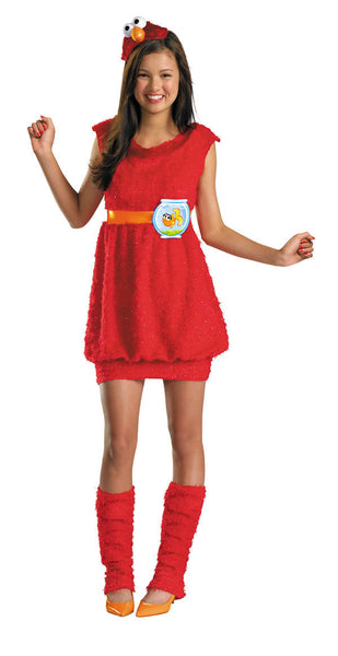 Tween Elmo Costume