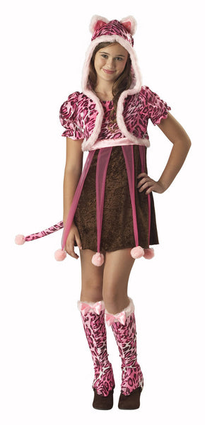Tween Kutie Kitten Costume