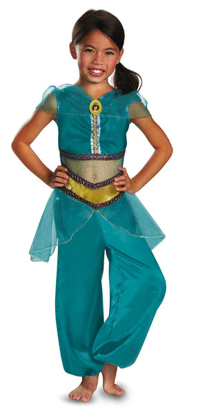 Kids Jasmine Sparkle Costume