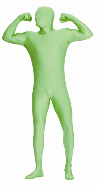 Adult Green Invisible Man Costume