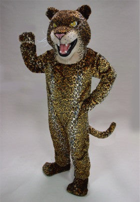 Fierce Jaguar Mascot