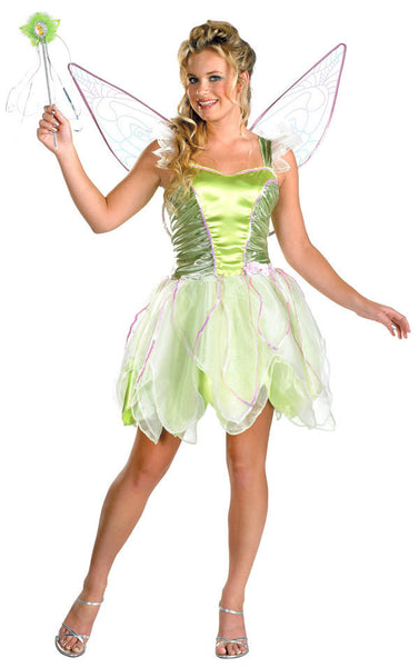 Adult Tinkerbell Deluxe Costume