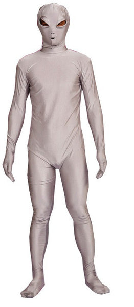 Adult Gray Alien Costume
