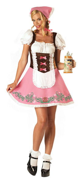 Adult Fetching Fraulein Costume