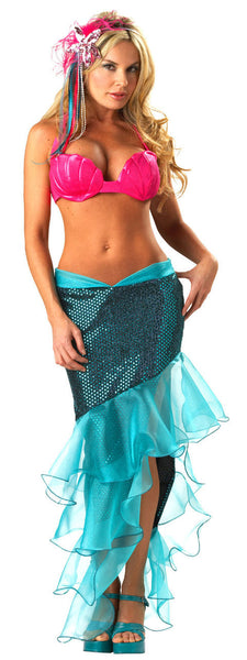 Adult Sea Goddess Costume