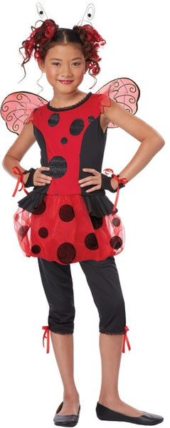 Kids Ladybug Cute As a Bug Costume