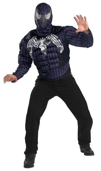 Adult Venom Muscle Deluxe Costume