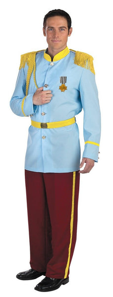 Adult Prince Charming Prestige Costume
