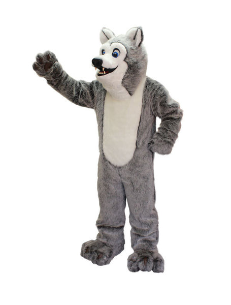 Friendly Husky Mascot CC-052