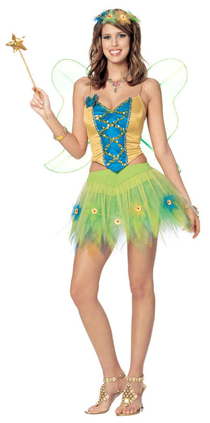 Adult Woodland Fairy Costume FR-48104