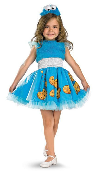 Kids Frilly Cookie Monster Costume