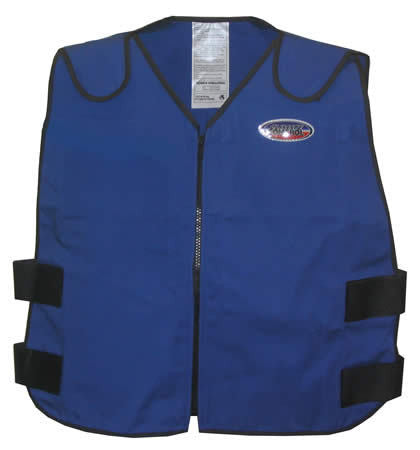 Standard Phase Change Cooling Vests - Phase Change Cooling