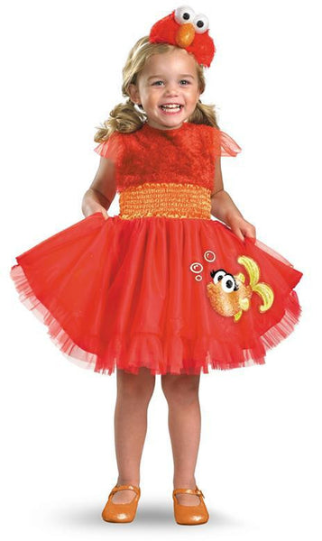 Kids Frilly Elmo Costume