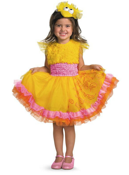 Kids Frilly Big Bird Costume