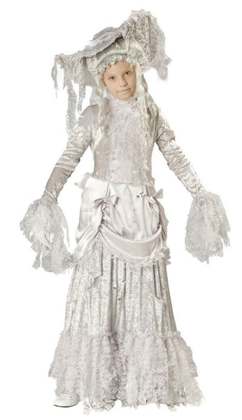 Kids Ghostly Lady Costume