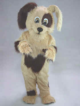 Cookie Dog Mascot
