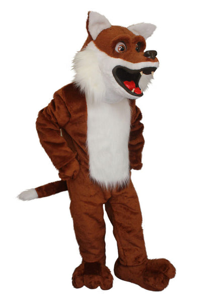 Friendly Fox Mascot
