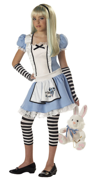 Tween Alice in Wonderland Costume