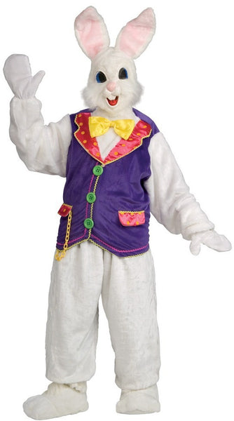Deluxe Rabbit Mascot Costume