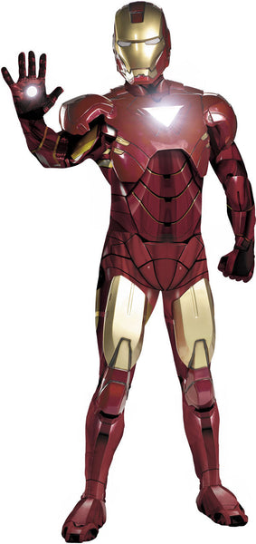 Adult Iron Man 2 Mark VI Costume - Super Deluxe