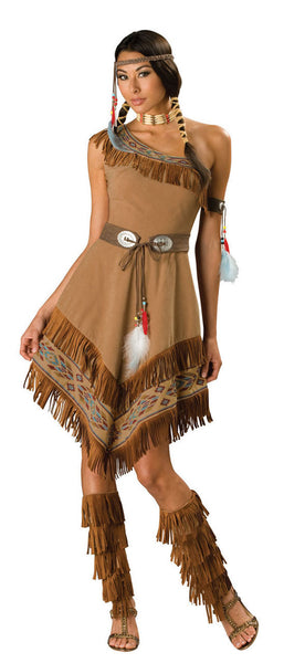 Adult Indian Maiden Costume