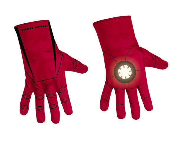 Iron Man 2 Mark VI Kids Gloves