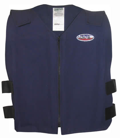 Standard Vests w/INDURA - Phase Change Cooling