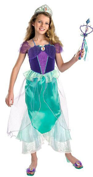 Kids Little Mermaid Prestige Costume