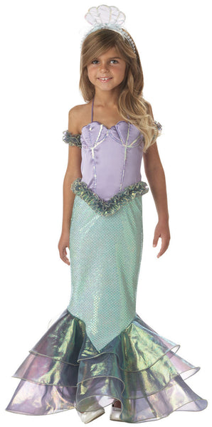 Kids Magical Mermaid Costume