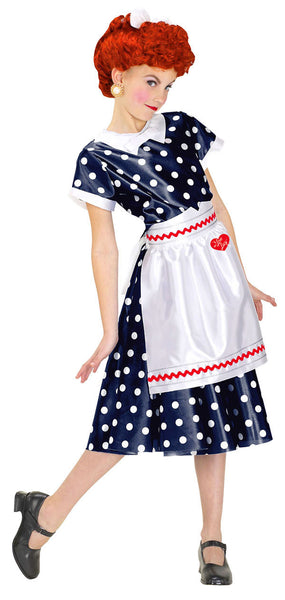 I Love Lucy Kids Costume