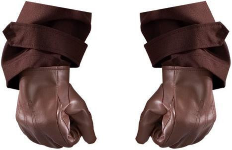 Watchmen Rorschach Gloves