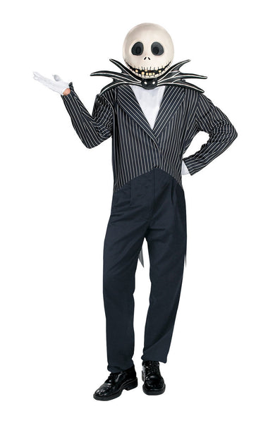 Adult The Nightmare Before Christmas Jack Skellington Costume DI-5761