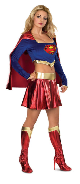 Adult Supergirl Deluxe Costume