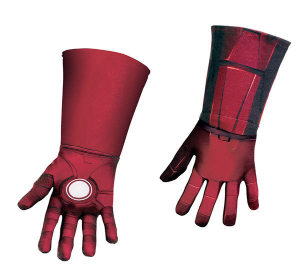 Kids Iron Man Mark VII Deluxe Gloves