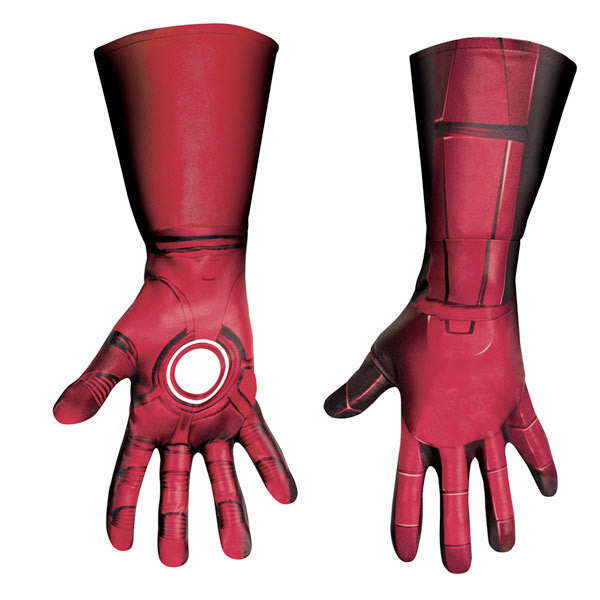 Adult Iron Man Mark VII Deluxe Gloves