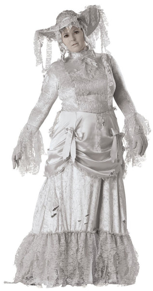 Ghostly Lady Collection Adult Plus Costume