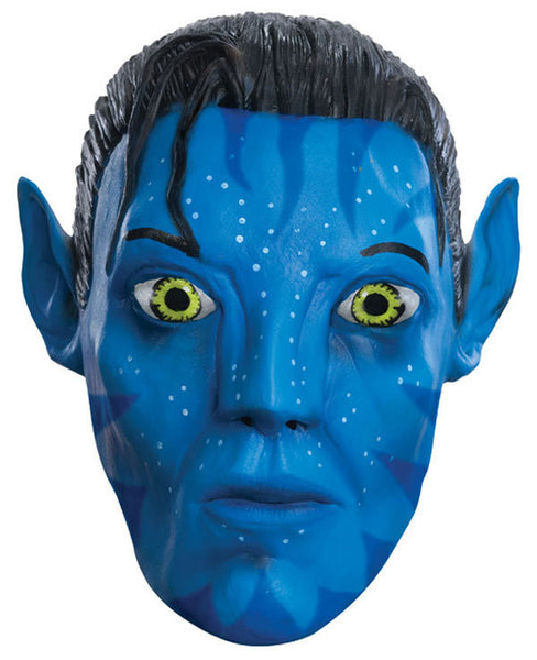 Adult Jake Sully 3/4 Vinyl Mask