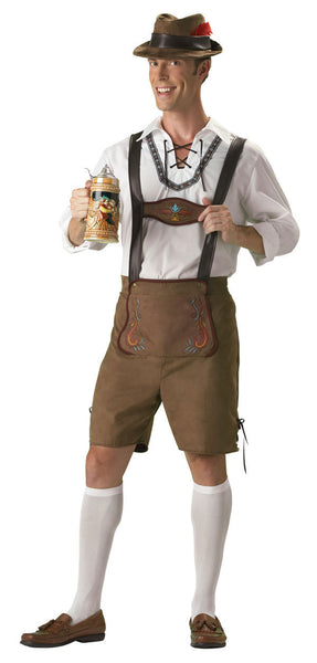 Adult Oktoberfest Guy Costume