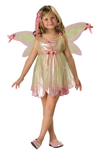 Kids Flower Faerie Costume