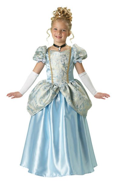 Kids Enchanting Princess Costume